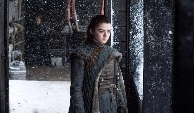 Maisie William interpreta a Arya Stark en 'Game of Thrones' (Foto: HBO)