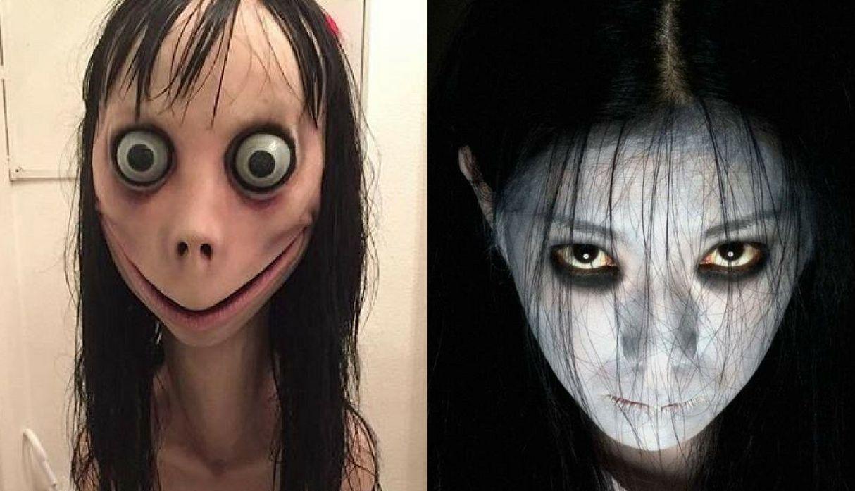 'Momo' y Sadako, que ya había inspirado a la película