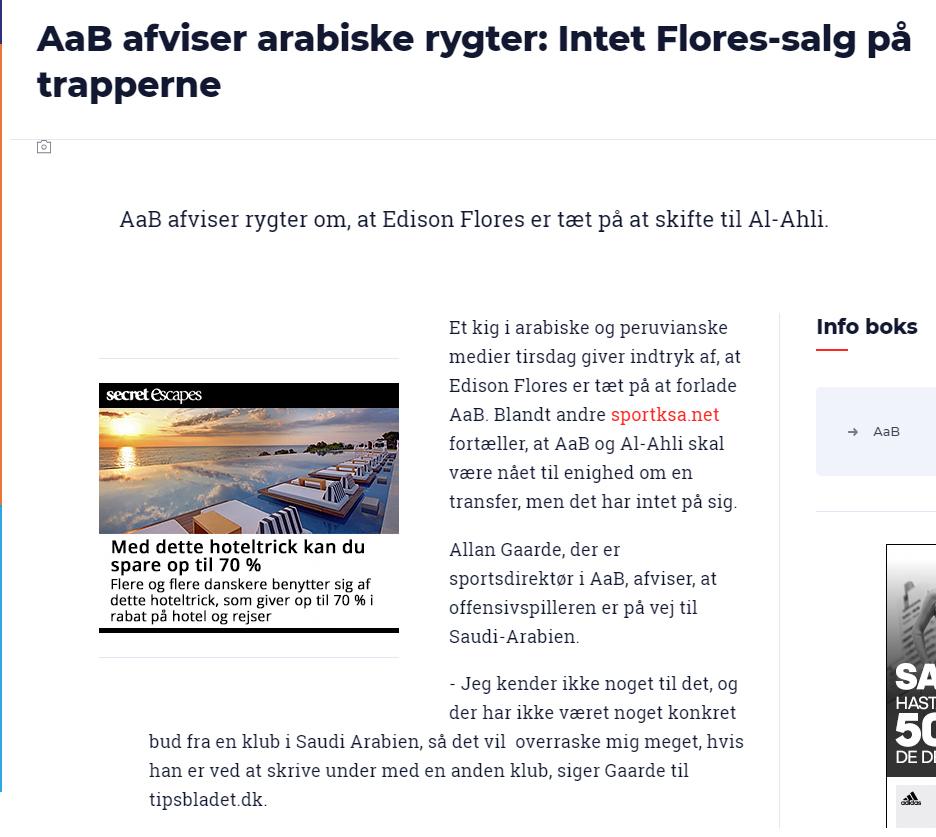 Información del portal Tipsbladet.