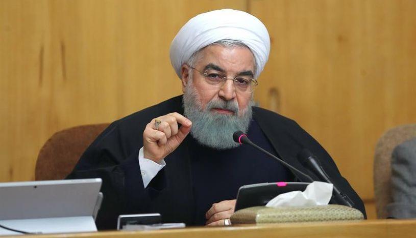 Hasan Rohaní, mandatario de Irán. (Foto: EFE)