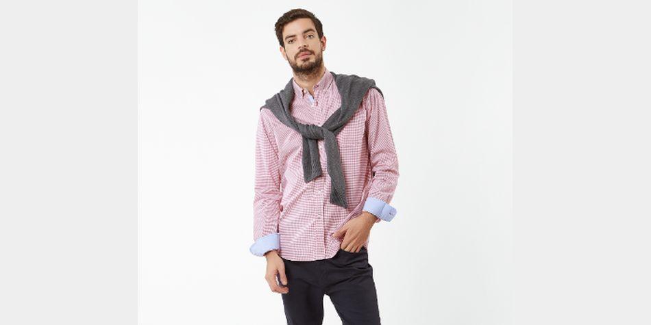 El jersey es una buena opción para protegerse del frío pero también para estar cómodo y llevarlo al cuello. (Foto: Kostumo)