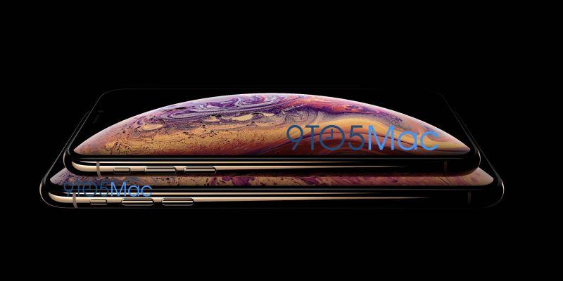 Imagen exclusiva del nuevo iPhone XS. (Foto: 9to5Mac)