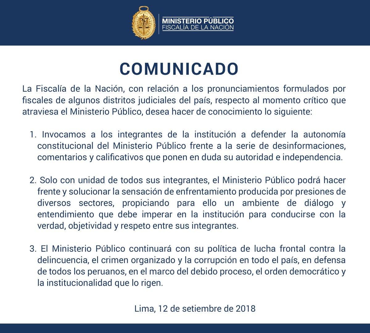 Fuente: Twitter del Ministerio Público.