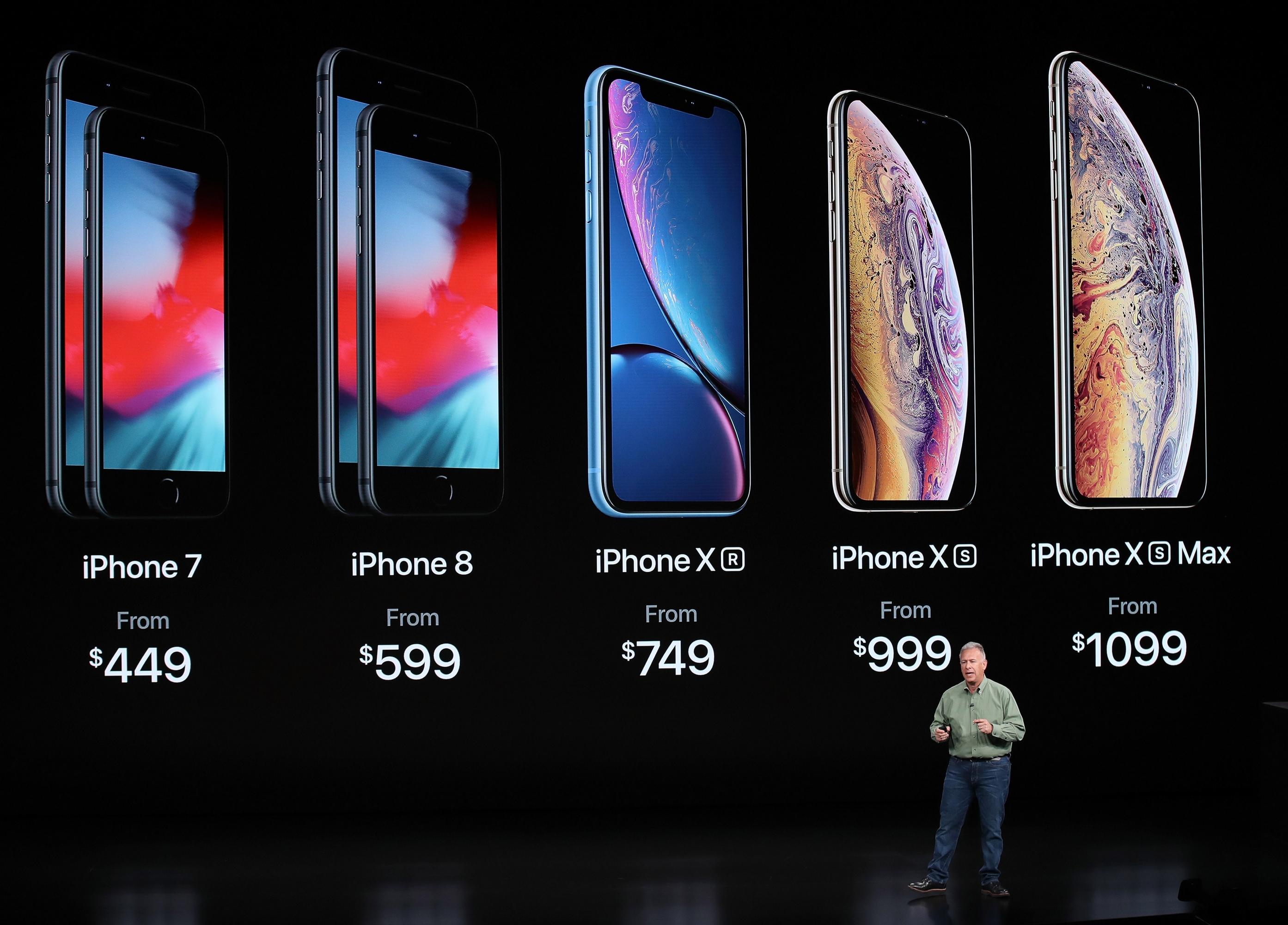 Apple iniciará la venta de sus nuevos iPhones el 14 de setiembre. (Foto: AFP)