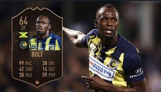 Posibles valores de Usain Bolt como jugador del Mariners. (Difusión)