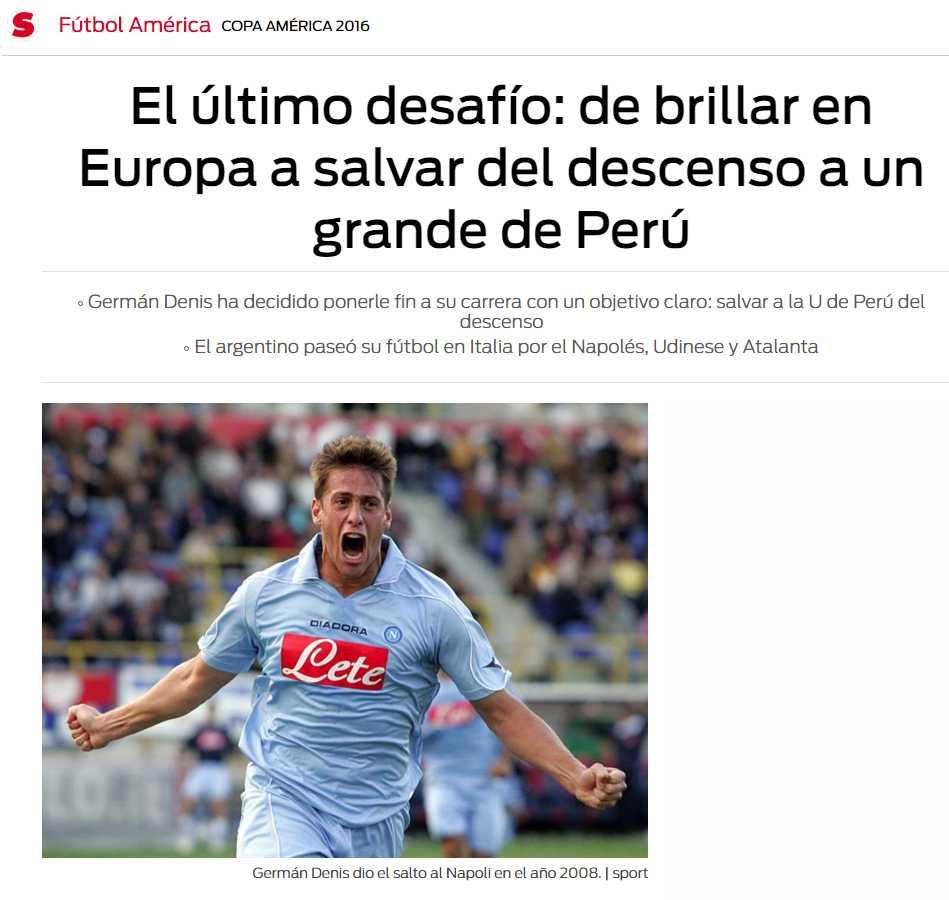 Captura de Sport.