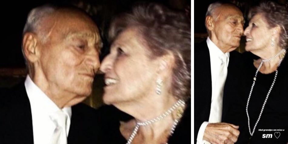 Ariana Grande recuerda a su abuelo en el día de su cumpleaños | Foto: Instagram