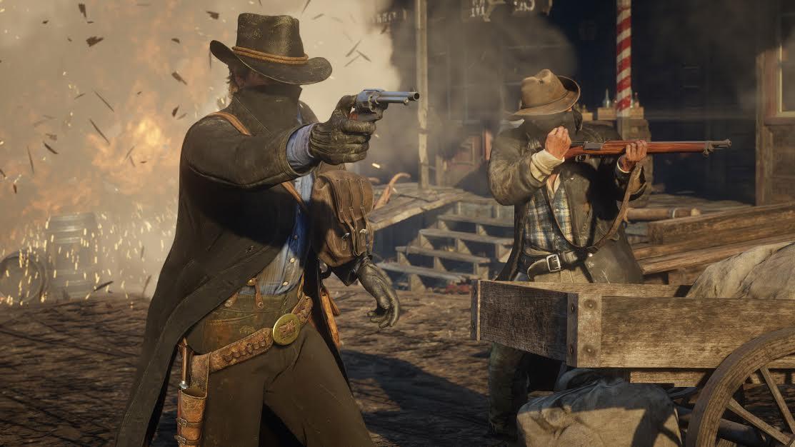 Este 26 de octubre se lanza la segunda entrega de RDR, totalmente nueva por Rockstar Games, una especie de cine western en videojuego. | PlayStation