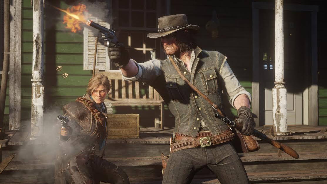 RDR2 es el juego más ambicioso hecho por Rockstar hasta la fecha. | PlayStation