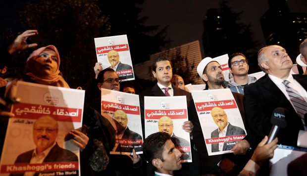 La prioridad de los investigadores turcos es ahora hallar el cuerpo del periodista saudí. (Foto: EFE)