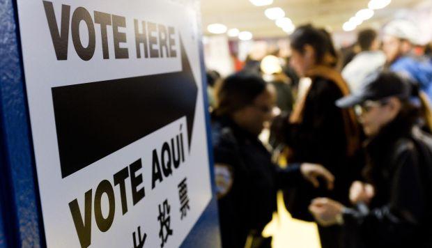 Los votantes dijeron
