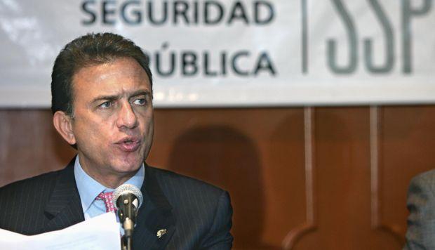 La información la ofreció Miguel Ángel Yunes, Gobernador del oriental estado mexicano de Veracruz. (Foto: AFP)