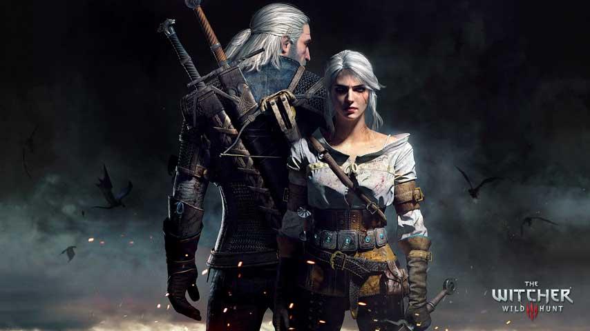 Geralt de Rivia y Ciri, su aprendiz (Foto: CD Projekt RED)