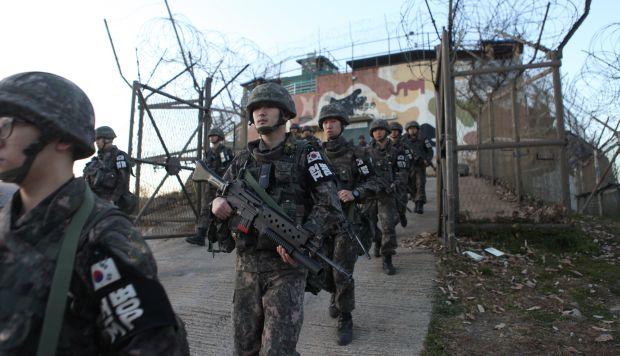 El acuerdo militar de Corea del Sur prohibió actividades hostiles en tierra, mar y aire en zonas de amortiguación firmadas durante cumbre de Pyongyang entre el presidente Moon Jae-in y el líder norcoreano Kim Jong-un. (Foto: EFE)
