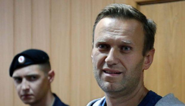 Según Navalni, el Kremlin, por cuestiones