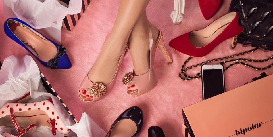 El modelo 'peep toes' es ideal si tienes problemas con el ancho de tu pie. (Foto: Instagram Bipolar)