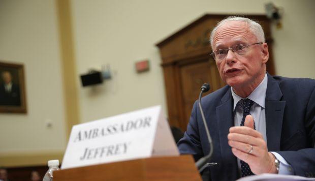 James Jeffrey explicó que la situación actual en Siria es de un alto el fuego excepto por la batalla de las Fuerzas de Siria Democrática (FSD) contra el Estados Islámico. (Foto: AFP)