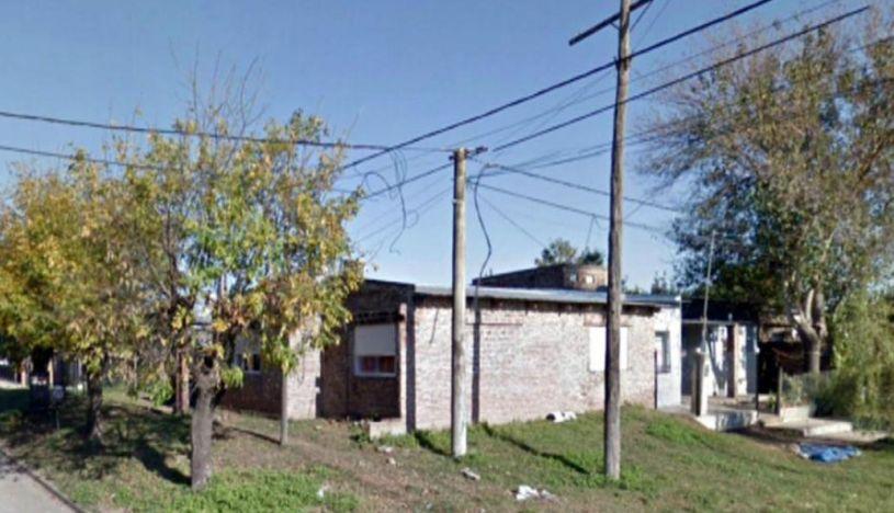 Lugar de los hechos en la localidad bonaerense de Colón. | Foto: Captura