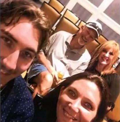 El selfie que evitó que Christopher Precopia fuera condenado a cadena perpetua.(kvue.com)