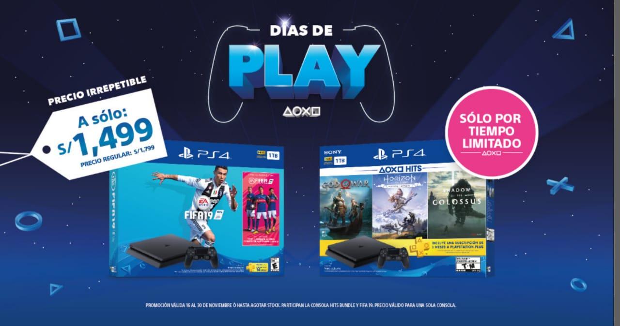 PlayStation trae dos promociones imperdibles. (Foto: difusión)