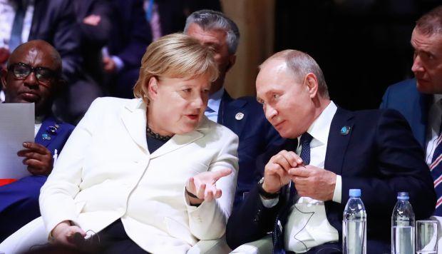 Los dos dirigentes hablaron por teléfono