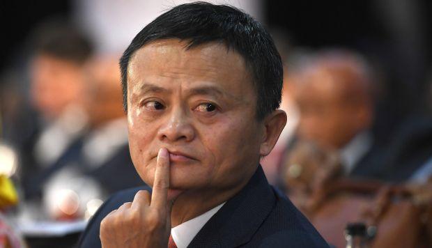 Jack Ma es el hombre más rico de China, con una fortuna estimada en 35.800 millones de dólares, gracias a Alibaba. (Foto: AFP)