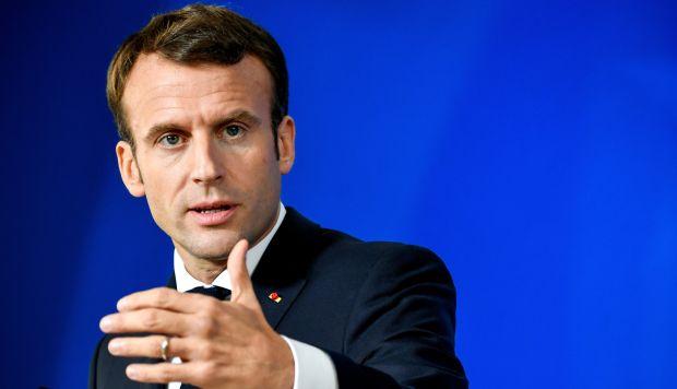 El presidente Emmanuel Macron apoyó esta iniciativa, propuesta por el partido centrista MoDem. (Foto: EFE)