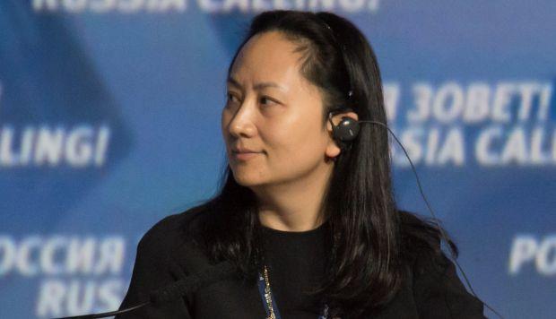 La presidenta financiera de Huawei se presenta este viernes ante un tribunal de Vancouber mientras espera una posible extradición a Estados Unidos. (Foto: Reuters)