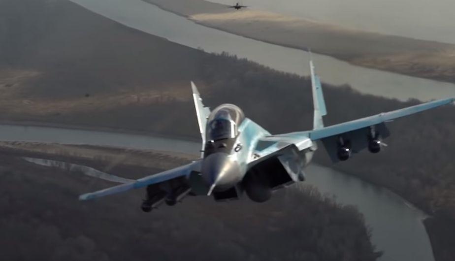 MiG35,Aviones de guerra,Rusia,YouTube