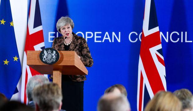 En el referéndum celebrado en junio de 2016, los británicos votaron a favor de salir de la UE después de más de 40 años de participación en el bloque europeo. (Foto: EFE)