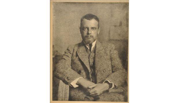 En la foto: Paul Klee, 1922. Crédito de la foto: Schenkung Familie Klee. Derechos de autor: ProLitteris, Zürich