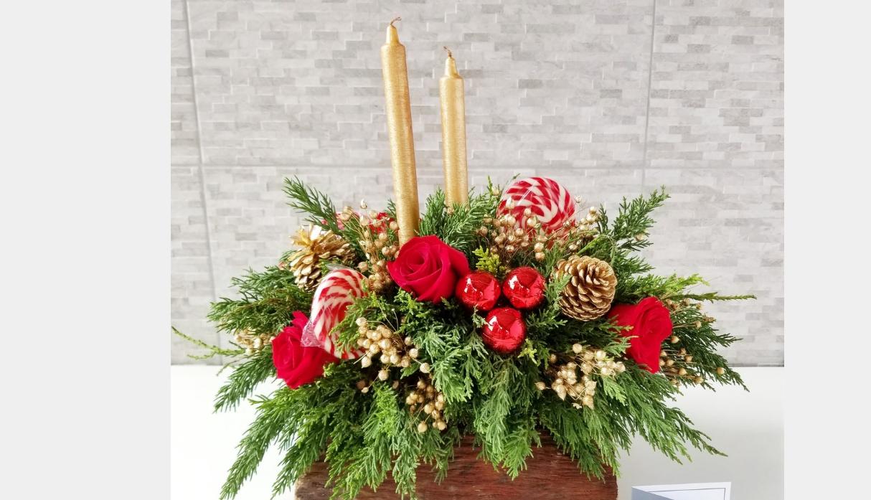 Los aromas de la madera y las flores serán toda una delicia. (Foto: Di Flowers)