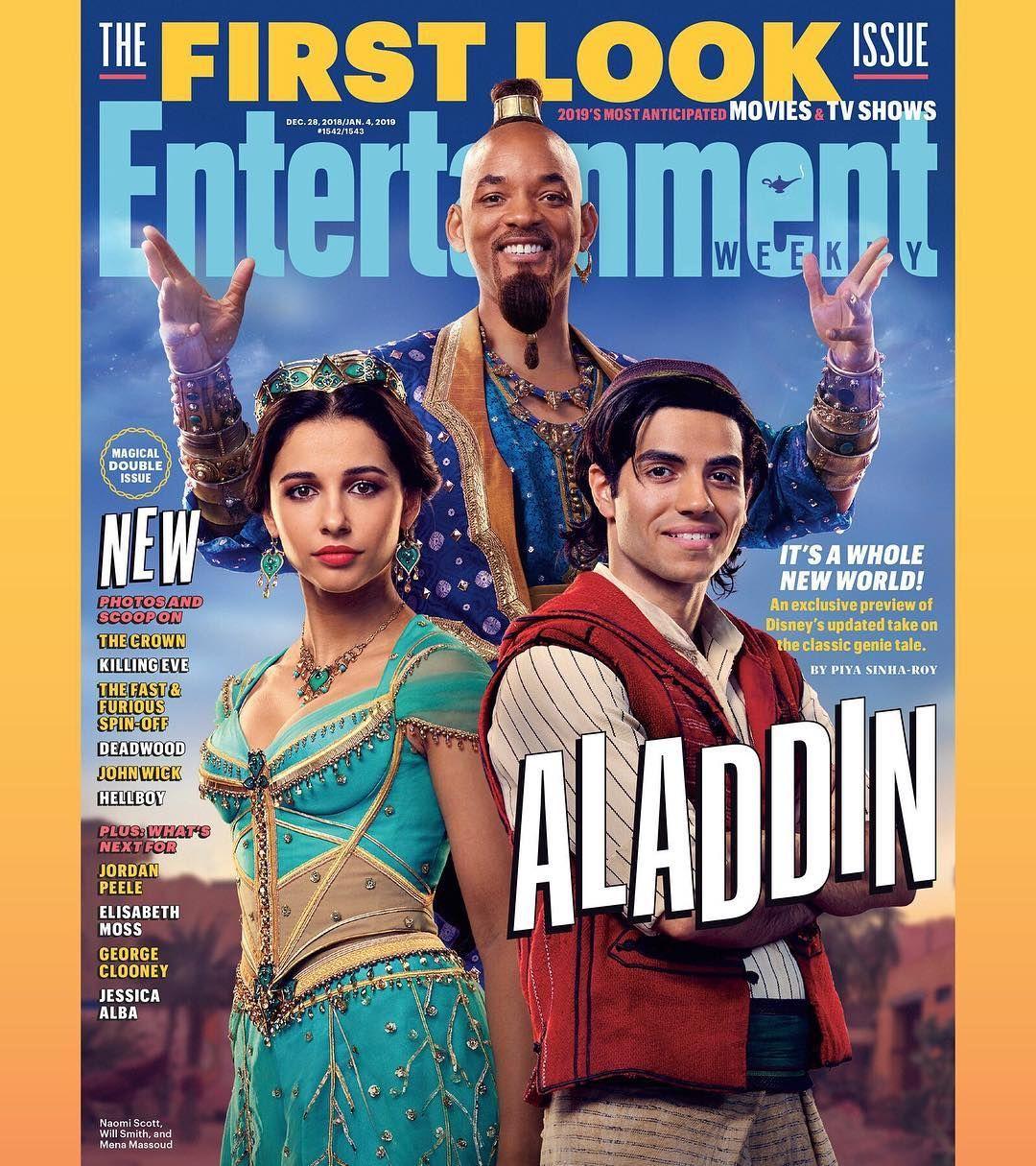 Esta es la portada de la revista. (Foto: Enterteinment Weekly)