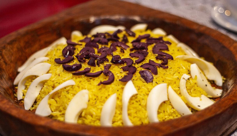 Puede ser considerado un plato simple y de preparación fácil, pero el arroz pintado de la selva es delicioso. (Foto: Zandra Carbajal)