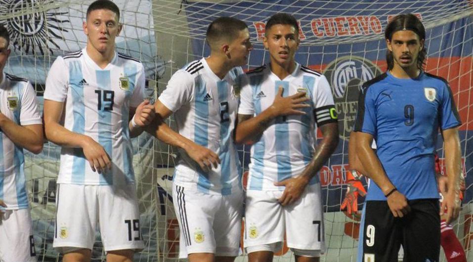 Esta es la convocatoria de Argentina para el Sudamerican Sub 20. (Fuente: AFA)