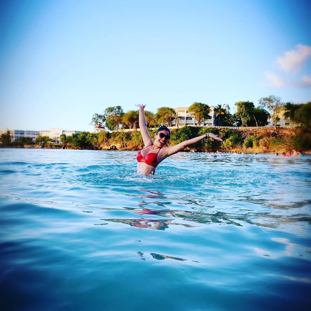 Maricarmen Marín pasa unas lindas vacaciones en Jamaica junto a Katia Palma. (Fotos: Instagram)