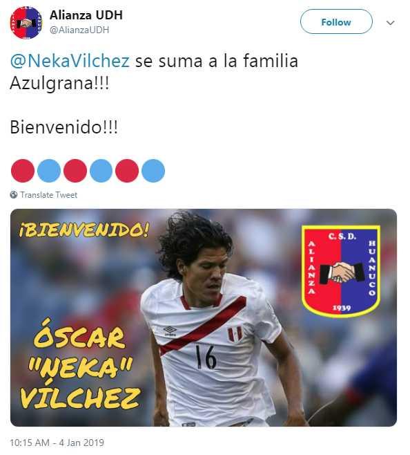 Óscar Vílchez dejó Alianza Lima después de tres temporadas. (Foto: GEC)