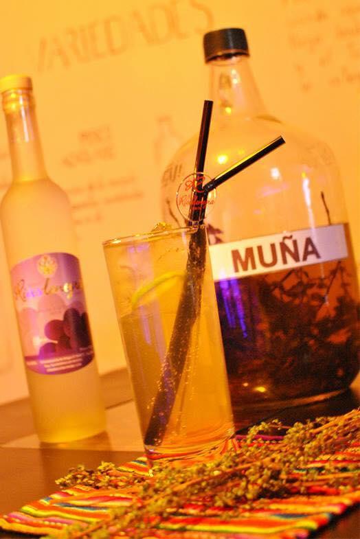 El chilcano de muña también es ofrecido en sus instalaciones. (Foto: Facebook Bodega Rivadeneyra)
