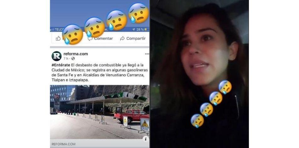 Yanet García expresó su malestar con algunos videos en su cuenta personal. (Foto: captura Instagram)