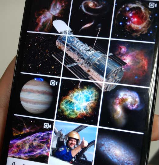 Durante más de 2 décadas, el Hubble ha desvelado hermosas imágenes del Cosmos. (Foto: LaPrensa)