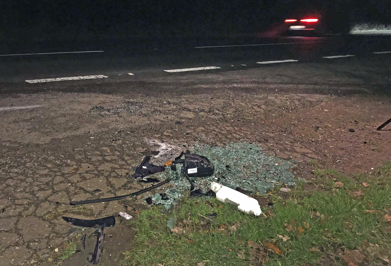 Escena del accidente del príncipe Felipe. (Foto: AP)