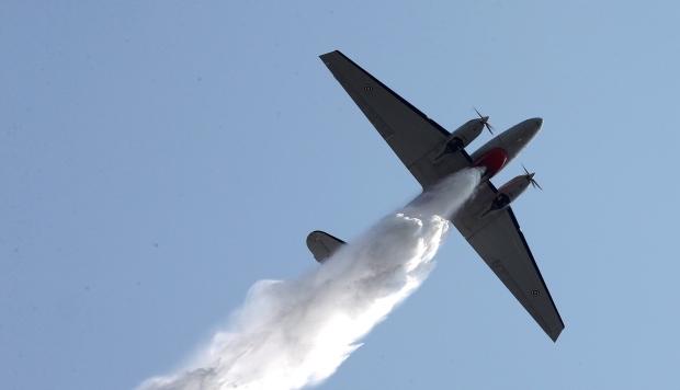 Este tipo de aviones desarrolla una velocidad máxima de 1.600 kilómetros por hora y tiene un radio de acción máximo de 560 kilómetros. (Foto referencial: EFE)