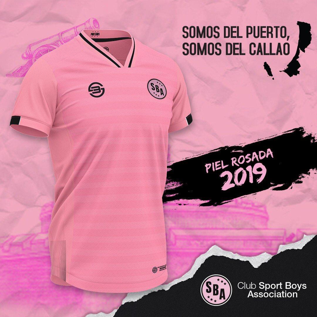Sport Boys presentó su nueva camiseta para esta temporada. (Foto: Josu Gogeascoechea Gianella / GEC)