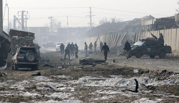 Desde el fin de la misión de combate de la OTAN, en enero de 2015, el Gobierno afgano ha ido perdiendo terreno ante los talibanes. (Foto referencial: EFE)