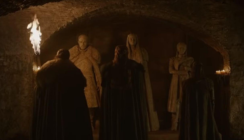 Los Stark podrían ser los encargados de contar la historia a las futuras generaciones (Foto: HBO)