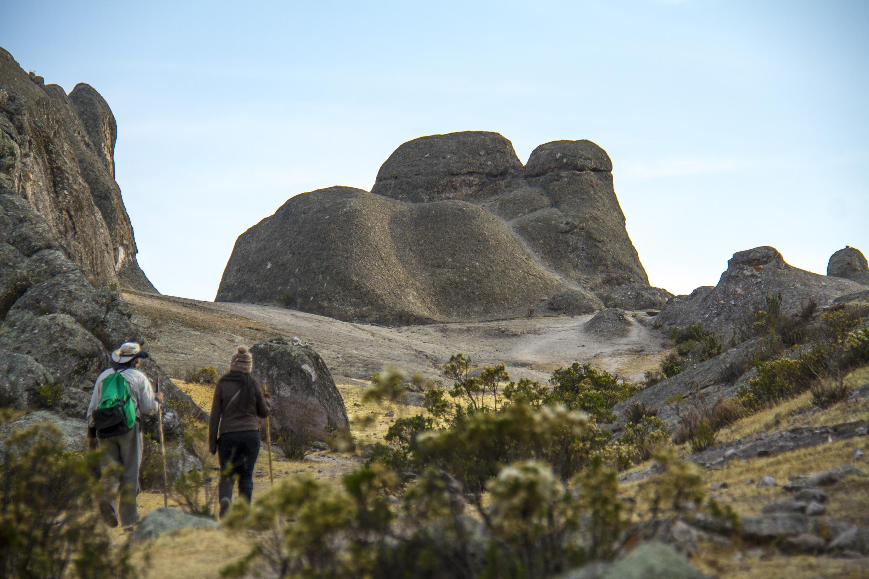 Marcahuasi se caracteriza por el misticismo que tiene y las formaciones rocosas que alberga. (Foto: PromPerú)<br>