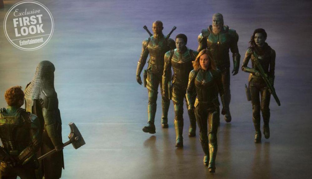 Ronan el Acusador es un Kree (Foto: Marvel)
