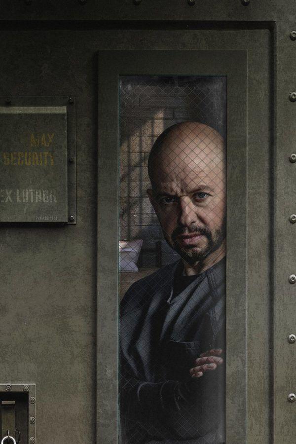 El actor Jon Cryer interpretará al villano Lex Luthor en la serie. (Foto: The CW)