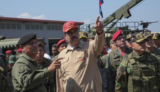 Nicolás Maduro rechaza