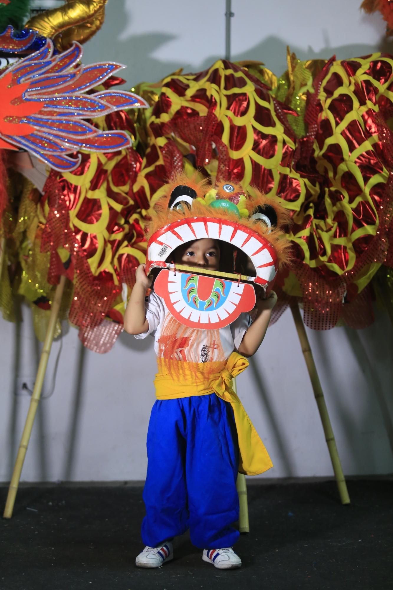 La cultura china seduce con su elegancia y disciplina a grandes y chicos. (Foto: Jessica Vicente)